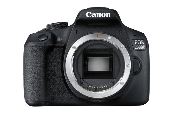 Canon EOS 2000D Kit mit EF-S 18-135  IS STM