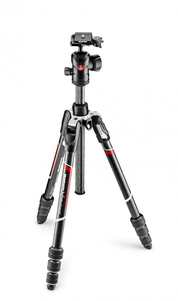 Manfrotto MKBFRTC4-BH Advanced Carbon Twist