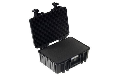 B&W Outdoor.cases Type 5000/B/SI black