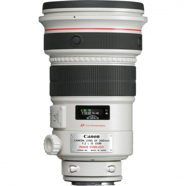 Canon EF 200/2,0 L IS USM