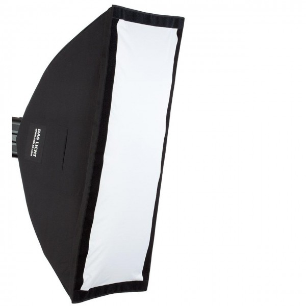 Hedler Softbox MaxiSoft L 110 x 45 cm max. 2000 Watt