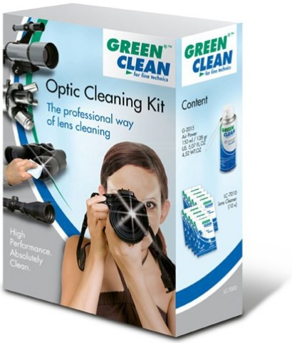 Green Clean Optic Cleaning Kit