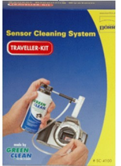Green Clean Sensor Cleaning Kit Travel