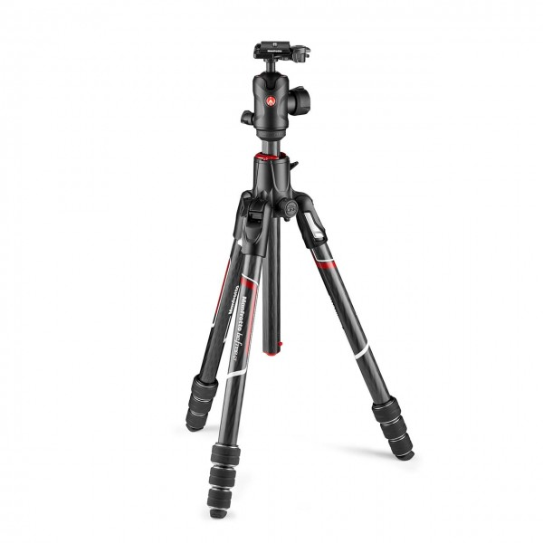 Manfrotto MKBFRC4GTXP-BH Befree GT XPRO Kit Carbon