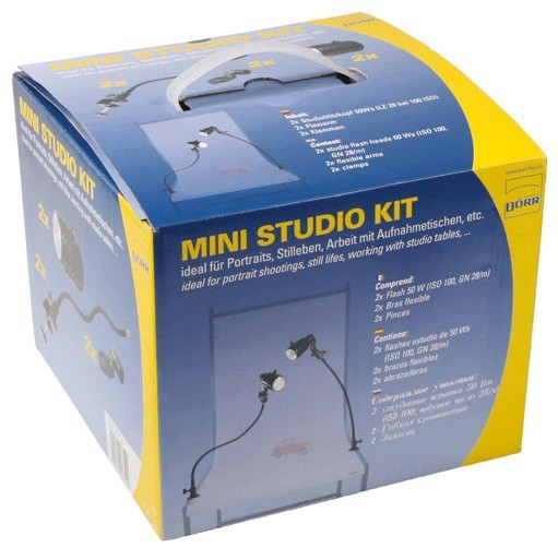 Doerr Mini Studio Kit