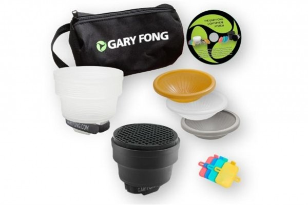 Gary Fong Collapsible Fashion&Commercial Lighting Kit