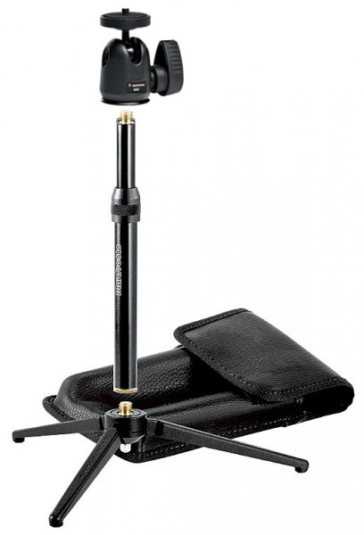 Manfrotto 209/492 Long /Table Top Kit mit MH492