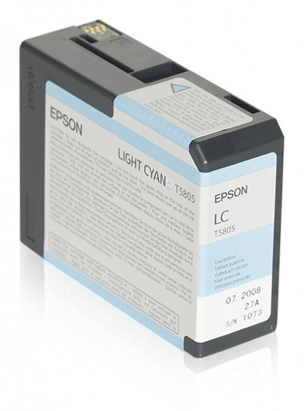 Epson T5805 Light Cyan 80ml